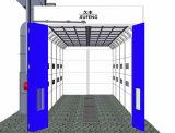 Bus-Spray-Stand-glühen breiter Platz-Lack LKW-Selbstfarbanstrich-Stand