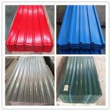 Хорошее качество PPGI Pre-Painted гофрированной стальной лист для кровли здания
