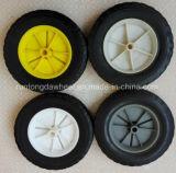 '' industrielle feste Gummigummireifen 8X1.75 mit zentrierter Nabe