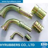 Montaggi ed adattatori di tubo flessibile idraulici del acciaio al carbonio della Cina Hyrubbers