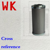 耐久の使用中のFiltrec DHD240h10b油圧フィルター素子の置換