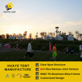 大きいイベント(hy227b)のためのHuayeの標準3X3mの塔のテント