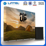 BannerアルミニウムDisplay Magnetic PVC現れBanner Stand (LT-09L-A)