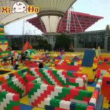 Speelplaats op hoge temperatuur van de Bouwsteen van EVP van de Weerstand de Materiële Onderwijs