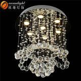 Lámparas de araña de luces colgantes colgante Om88579-500 Iluminación industrial