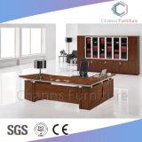 Crendenza (CAS-MD1823)の贅沢なCEOの事務机の木のコンピュータ表の家具