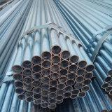 Tubo de acero Pre-Galvanized tubo/Gi la lista de precios