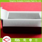 40g Alto-temperatura Resistant Silicone Treated Bakery Paper