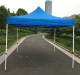 en acier extérieurs bleus de 3X3m sautent vers le haut la tente se pliante de Gazebo