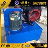 Máquinas de crimpagem da mangueira hidráulica na máquina de fazer produtos de borracha