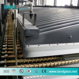 Landglass Energy Saving Forces Convection Tempered Flat Glass Furnace