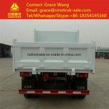 Autocarro con cassone ribaltabile di Sinotruk Cdw 4X2 autocarro a cassone da 10 tonnellate