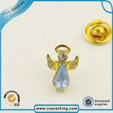 승진 선물 장식적인 미소 마스크 다채로운 접어젖힌 옷깃 Pin