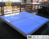 Étage de danse imperméable à l'eau de l'acrylique DEL pour l'exposition d'étape d'usager de disco
