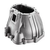 Настраиваемые алюминий / цинк литье под давлением авиационного двигателя детали с песком взрыва