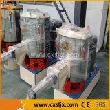 PVC 관 단면도 장 과립 생산 라인을%s PVC 수지 분말 고속 믹서 플라스틱 기계