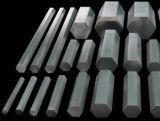 Sechseckiger Aluminiumstab 6063 6061 6005 6082 6351