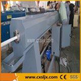 Agua caliente de la máquina de extrusión de plástico tubo PPR en Zhangjiagang
