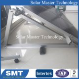 Bodenhalterung Solar-PV-Panel-Halter-Zahnstangen-System