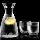 エクスポートのヨーロッパの普及した飲み物の水差しのガラス水差しのワイングラスのCarafeの水差し