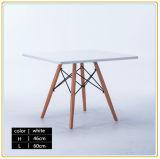 Квадратная обедая таблица, журнальный стол HDF, мебель дома кухонного стол стола