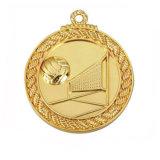 Medalla modificada para requisitos particulares del metal para la concesión del deporte, regalo del recuerdo