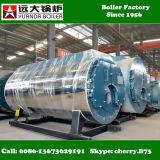 gás industrial de 1ton 2ton 4ton 6ton ou petróleo Diesel, preço da caldeira de vapor do petróleo pesado
