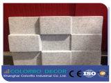 Panneaux acoustiques de fibre d'animal familier de la norme 3D d'absorption