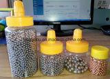 4.5mm 6mm 8mm 6.35mm Bb-weiche Stahlkugeln mit kupferner Beschichtung