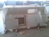 Countertops van het Graniet van de Huid van de tijger Gele voor Badkamers, Keuken (yy-CT5604)