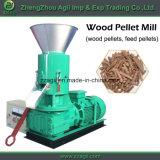 Da serragem à biomassa granula a pelota da serragem que faz a máquina