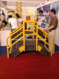 Corrimano di alta qualità FRP usato per le piattaforme, Buidings.