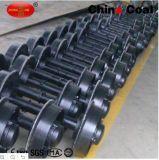 Rotelle di automobile ferroviarie di estrazione mineraria dell'acciaio di getto del carbone 600mm/762mm/900mm della Cina