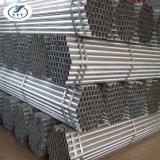 Tubulação de água galvanizada da tubulação de aço de MERGULHO BS1387 quente