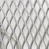 Panel de malla de acero inoxidable 304 Panel de pared de metal expandido