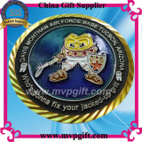 Metal 3D Coin para Challenge Coin Gift (M-CC11)