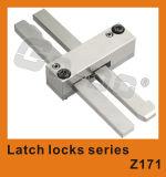 Pauschale Teilbetrag-Plastikeinspritzung-Metallverriegelungs-Verschluss