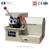 Q-2A кристаллоаморфных консистенций образец машины для резки лабораторного оборудования