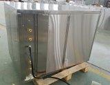 Kombinierte Maschine des Eis-3000kgs für Supermarkt-Nahrungsmittelspeicher