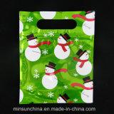 Мешок упаковки подарка OPP с вися отверстием