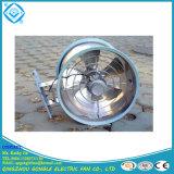 Forma redonda de gases de efecto colgando el ventilador de circulación para la ventilación del relé