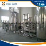 天然水の工場機械