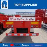 Titan-Fahrzeug - Schlussteil, der einen 40FT Behälter mit Welle 3 beladen kann