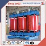 Moulé en résine époxy 10kv 30-2500kVA 3 Transformateur électrique de fréquence de puissance de phase Dyn11 Yyn0