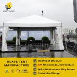 Huaye ha lanciato la tenda della visualizzazione dell'automobile del Pagoda di disegno del tetto (hy079b)