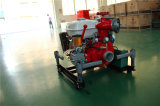 Pompe à incendie portative légère 9HP avec moteur Honda