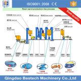 Het Systeem van de Verwerking van de Regeneratie van het Zand van de Hars van ISO Ceritification