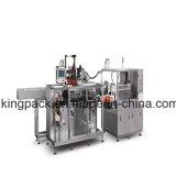 Sigillamento di riempimento Pre-Fatto orizzontale del sacchetto gemellare e macchina imballatrice di vuoto