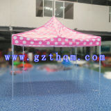 옥외 Aluminum Inflatable Event Tent Square Steel Tube Folding 또는 Bracket Tent
