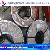 Z120 tuffato caldo ha galvanizzato la bobina d'acciaio per coprire nella bobina d'acciaio